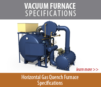 VAH Series Horizontal, Front-loading, Vacuum Heat Treating and Brazing Furnaces