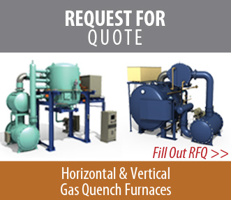 vacuum furnace systems and controls quote