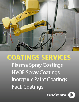 vacuum furnace coating services