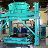 Vertical Oil Quench Vacuum Furnace Overview